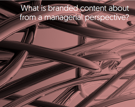 BCMA Branded Content Marketing Association research