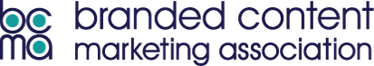 Branded Content Marketing Association Logo