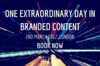 ONE EXTRAORDINARY DAY INBRANDED CONTENT WEB
