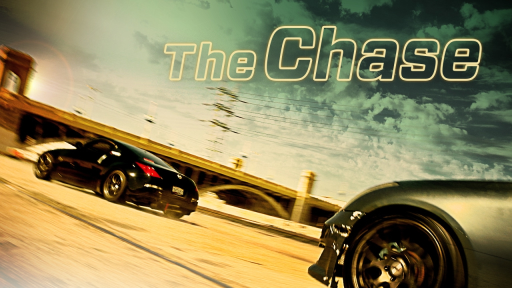 Poster from _THE CHASE_