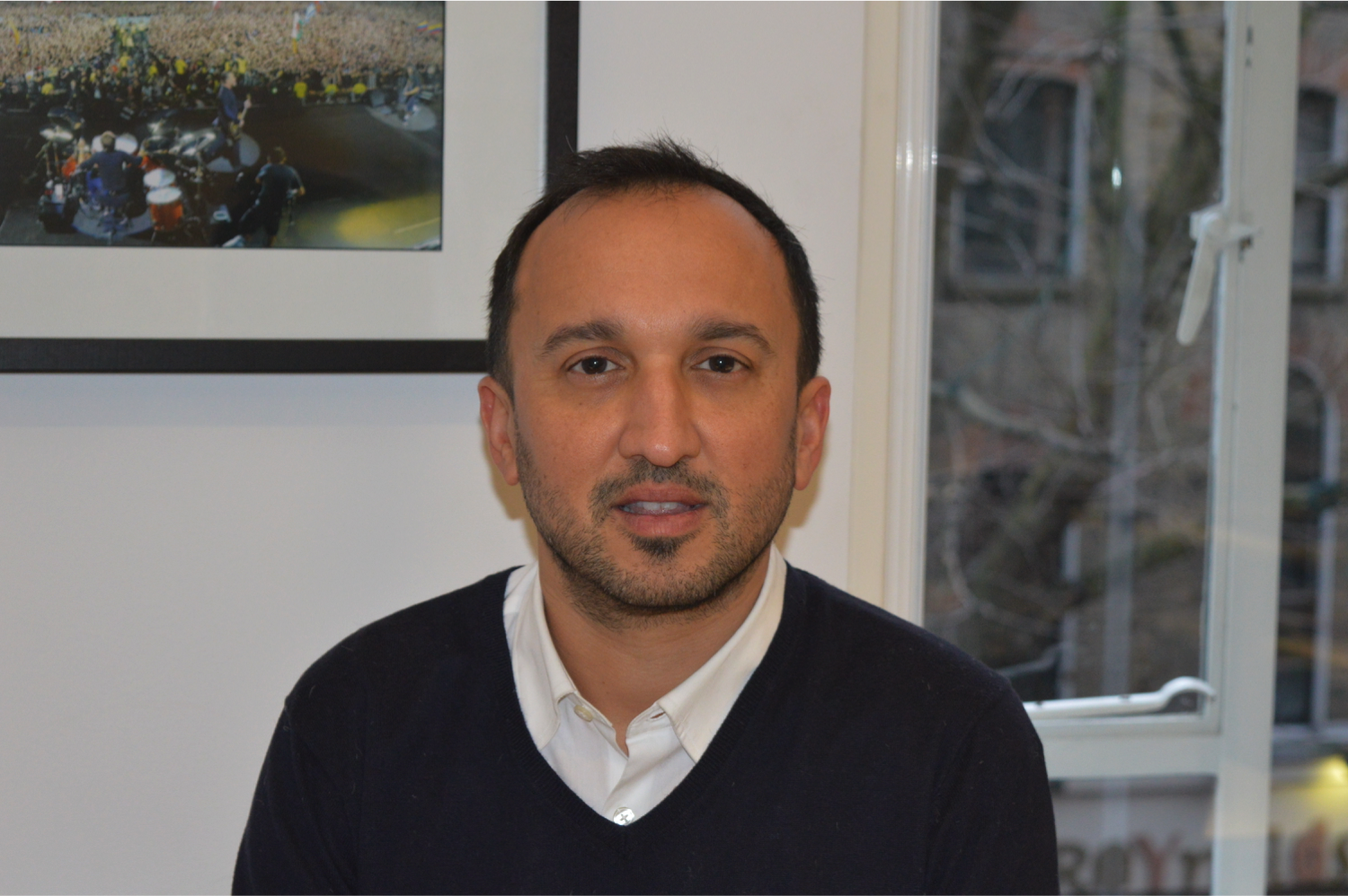 Darren Khan, UK & European MD, Genero