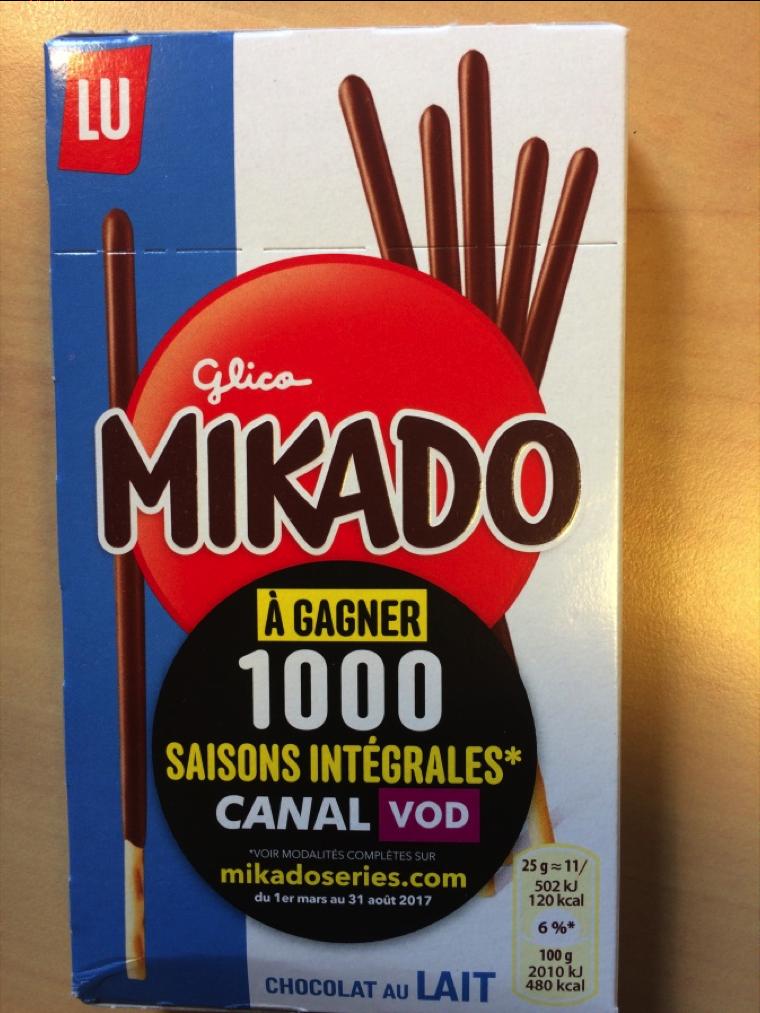Mikado pack
