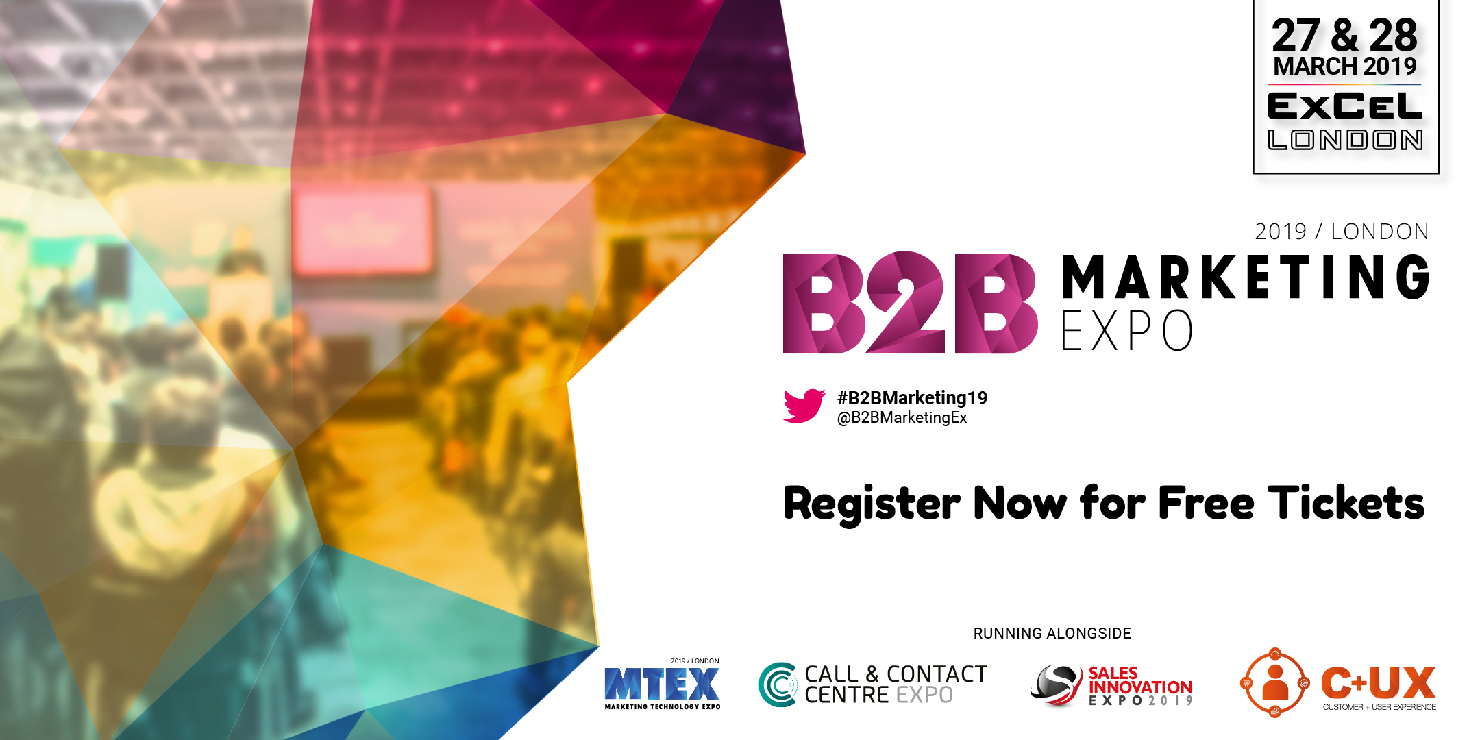 BCMA Partners: B2B Marketing Expo 2019 – Branded Content